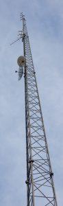 Mast och antenner i Mörbylånga